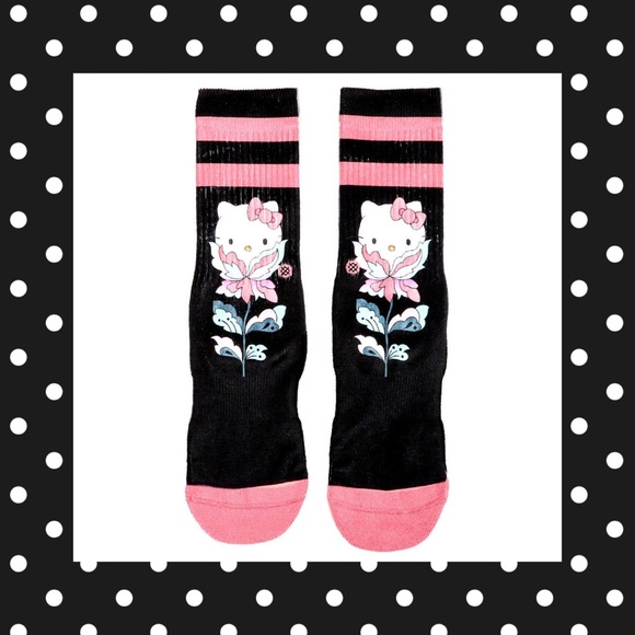03cef0235 Stance Accessories | New Sanrio X Hello Kitty Flower Friend Sz M ...